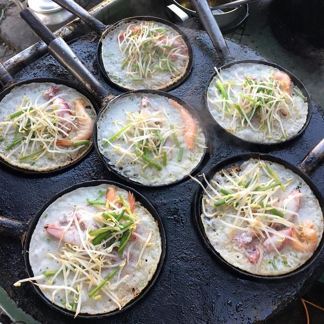 Bánh xèo Phú Yên