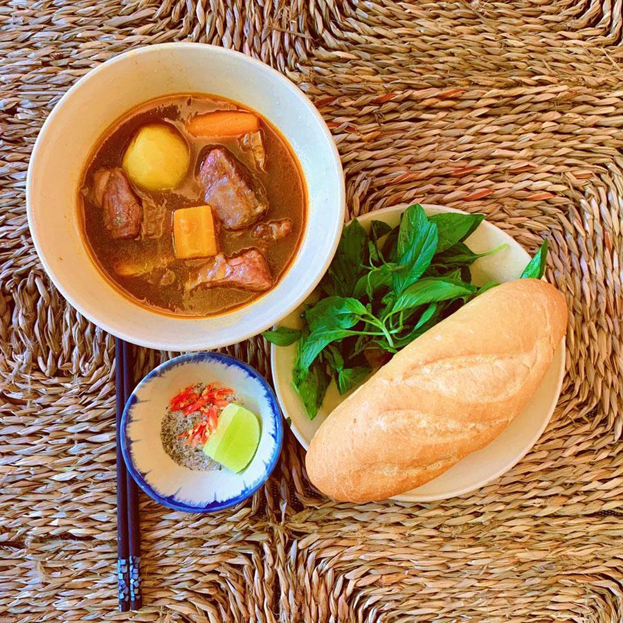 Bò kho Phú Yên